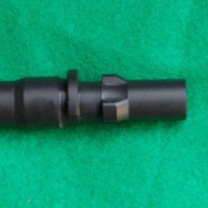 3Lug Uzi SMG barrel